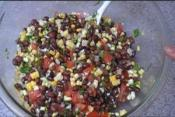 Bean And Corn Salsa/salad 