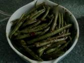 Curried French Beans &amp; Canned Beans For Two Dinners