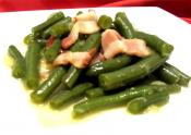 Chef&#039;s Special Green Beans And Bacon