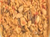 Chicken Macaroni Casserole - One Dish Dinner