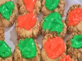 Thumbprint Cookies - Festive Christmas Cookie
