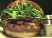 Beef Bacon Burger