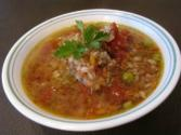 Beef Barley Soup 