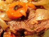 French Braised Beef