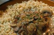 Classic Beef Stroganoff