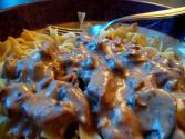Beef Stroganoff In The Crock Pot 