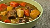 Beef Barley Stew 