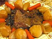 Betty's Beef Sirloin Tip Roast With Vegetables And Gravy