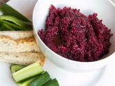 Roasted Beetroot Dip