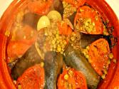 Vegetables Tajine Berber Style