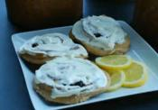Dried Berried Cinnamon Rolls