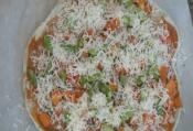 Gluten Free Pizza Part 2 - Baking