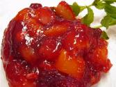 Betty's Cherry Cranberry Gelatin Salad