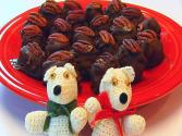 Betty's Chocolate Bourbon Balls -- Thanksgiving