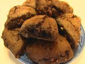 Betty's Chocolate Cashew Scones -- Mother's Day