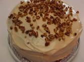 Betty's Cream Cheese Frosting For Happy Mother's Day Hummingbird Cake