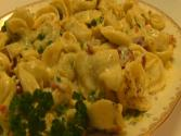 Betty&#039;s Creamy Tortellini Carbonara