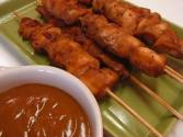 "Betty's ""east Meets West"" Chicken Satay"