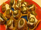 Betty's Game Day Nachos -- Super Bowl!