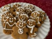 Betty's Gingerbread Men