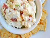 Betty&#039;s Green Onion And Bacon Cheese Ball