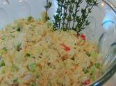 Betty's Holiday Turkey Salad -- Christmas
