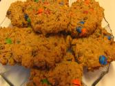 Betty&#039;s M &amp; M Monster Cookies