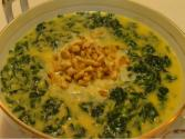Betty&#039;s Parmesan Creamed Spinach -- Mother&#039;s Day 