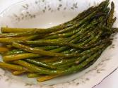 Betty&#039;s Roasted Asparagus -- Terrific Veggie For Easter! 