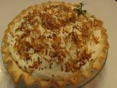 Betty's Southern Coconut Cream Pie
