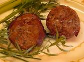 Betty&#039;s Tarragon Beef Tenderloin Filets