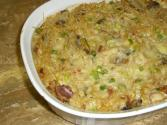 Betty's Terrific Chicken (or Turkey) Tetrazzini