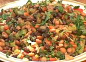 Black Bean Salad On The Grill
