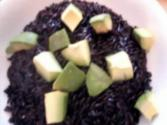 Cooking Black Rice For Salad And Side Dishes