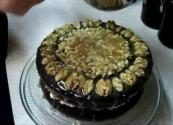 Old Fashioned Black Velvet Cake
