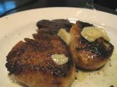 New Orleans Blackened Scallops
