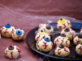 Bloody Eyeballs - Halloween Recipe