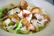 Blue Cheese Caesar Salad