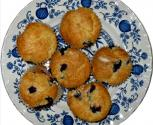 Favorite Blueberry  Muffins