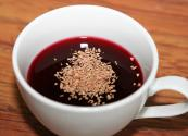 Blueberry Cinnamon Soup