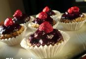 Simply Yummy Blueberry Tarts
