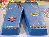 Blue Jeans Birthday Cake Decorating Ideas - How To Make A Cake