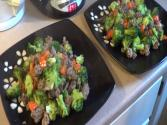 Bodybuilding Meal: Beef & Broccoli Stir Fry