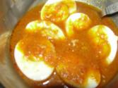 Boiled Egg Masala