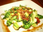 Bok Choy With Garlic Sauce