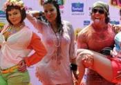 Bollywood Wild Holi Party Uncensored