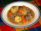 Boneless Lamb Irish Stew
