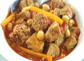 Spicy Pork &amp; Sausage Stew 
