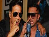 Boss Title Song Feat. Honey Singh & Akshay Kumar Out