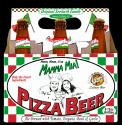 Pizza Beer Soaked & Injected Barbecue Brisket